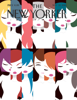 Thirteen Wives The New Yorker Project by Q-pon