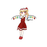 PC: Flandre Scarlet by ooglycheez