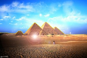 the Big and the Small by abdelrahman