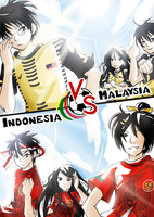 -AFF CUP- Final Round by Malaysia-kun