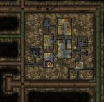 Greyhawk sewers thieves hideout by simonutp