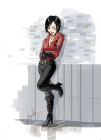 Ada wong by Maggy-P