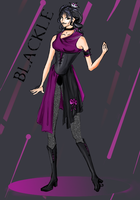 Blackle by Missvirginia