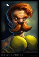 Von Kaiser - Punch Out by RynoZebz