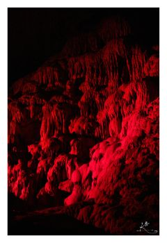 Red Grotto by Kl-lAYMAN