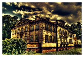 Old Building by Riffo