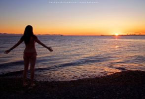 Worship the Sun by Val-Faustino