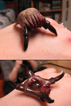 Teeny Headcrab by Emoeba