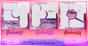 +Pack de Previas |++For Sale| by CupcakeSelenator12