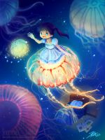 A Dream of Jellyfish by IngridTan
