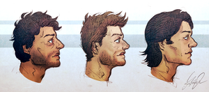 Team Free Will by aganox