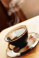 266 - The 100th Day of coffee by Moonnight