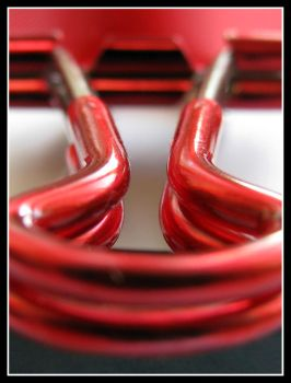 Introducing the Red Clip by Annetteks