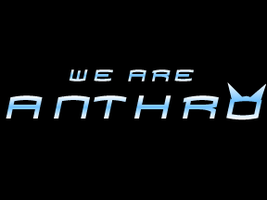 We Are ANTHRO stamp by Tarjai