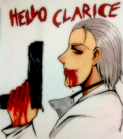 Hello Clarice by Walwa