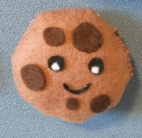Cookie Plushie 2 by TombRaiderKuchen