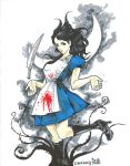 SDCC Sketches - Alice by daxiong