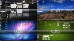 Windows 7 Glass by Derek609