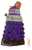 Cool Dalek by sonickingscrewdriver
