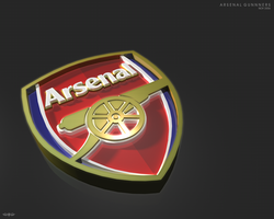 Arsenal Logo by exit94