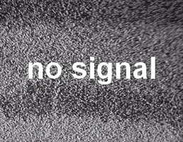 No signal by ThatPuggy