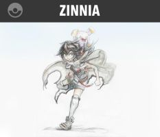 Zinnia (SSB) by locomotive111