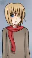 Let's welcome Tetsuo, the quiet, silent type xD by Rozala