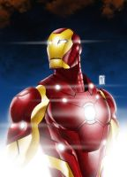 Iron Man Bleeding Edge Armor 2 by PeejayCatacutan