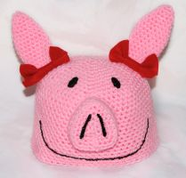 Olivia the Pig by rainbowdreamfactory