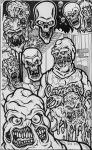 Zombies and Creeps by Mr-Mordacious