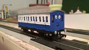 Thomas And Friends Customs: Victoria by TB7Studios
