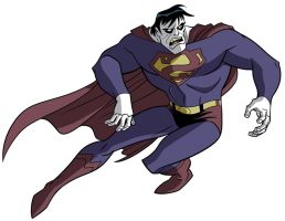 How To Draw DC Villains - Bizarro by TimLevins