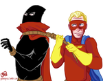 Holding Out for a Hero by gabbie
