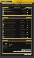 Concept-9 Forum - Gold by vica