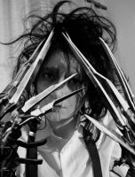 Edward Scissorhands by Fraulein-Mao