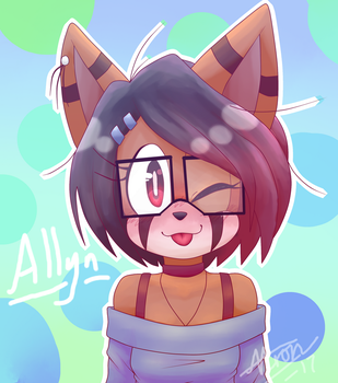 AT: Allyn by Aaronchu29