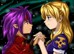 Share this Moment - CxR by amako-chan
