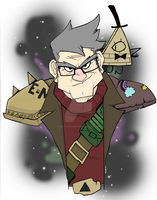 A Grunkle's Mantle by MrGreenlight