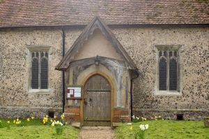 12th Century Church stock 13 by Sheiabah-Stock