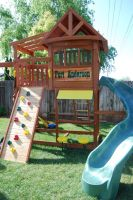 Kid Playhouse Banner by WilsonGraphics