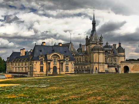 Chateau Chantilly by Fingal-Grey