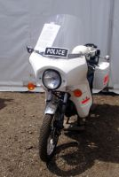 old police bike by gee231205