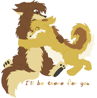 I'll be there for you by dogbreath