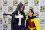 Wayne Siblings at SDCC '14 by FloresFabrications