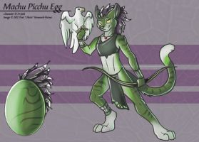 Machu Picchu - Egg Adoptable by Ulario