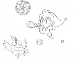 DoReMi Fantasy by rongs1234