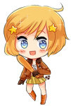 Amelia chib by Amphany
