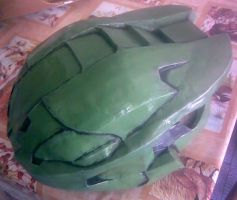 Master Chief Helm - 14 by Lord-Omega83
