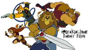 LKHFF Thundercats by BennytheBeast