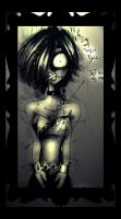 Voodoo Doll by Calliopie